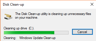 Disk Cleanup kamil kamiltech windows microsoft