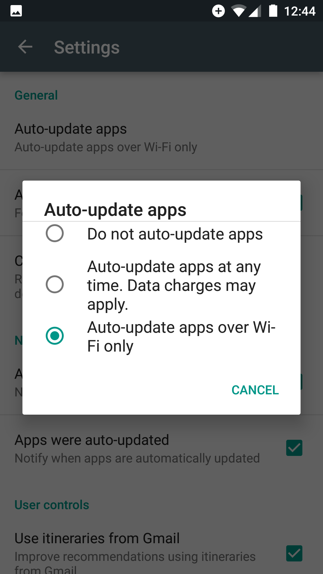 android battery save