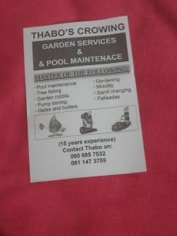 Thabo Lekwane profile