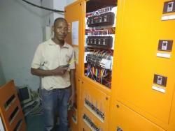 Augustine Pemba Alimania Electrical profile