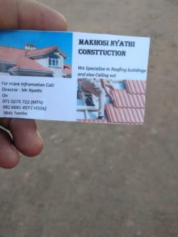 Makhosi nyathi profile