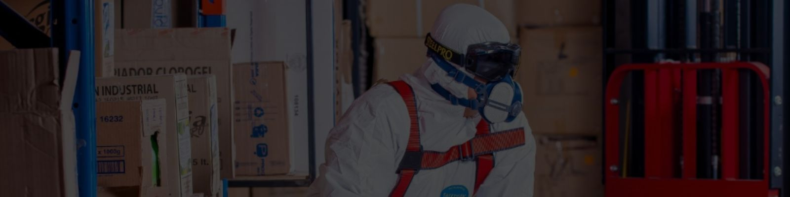 industrial cleaning pros in Johannesburg