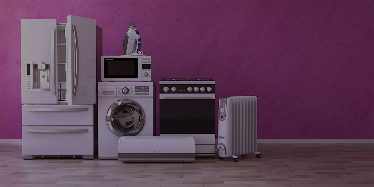 appliance repairs pros in Johannesburg