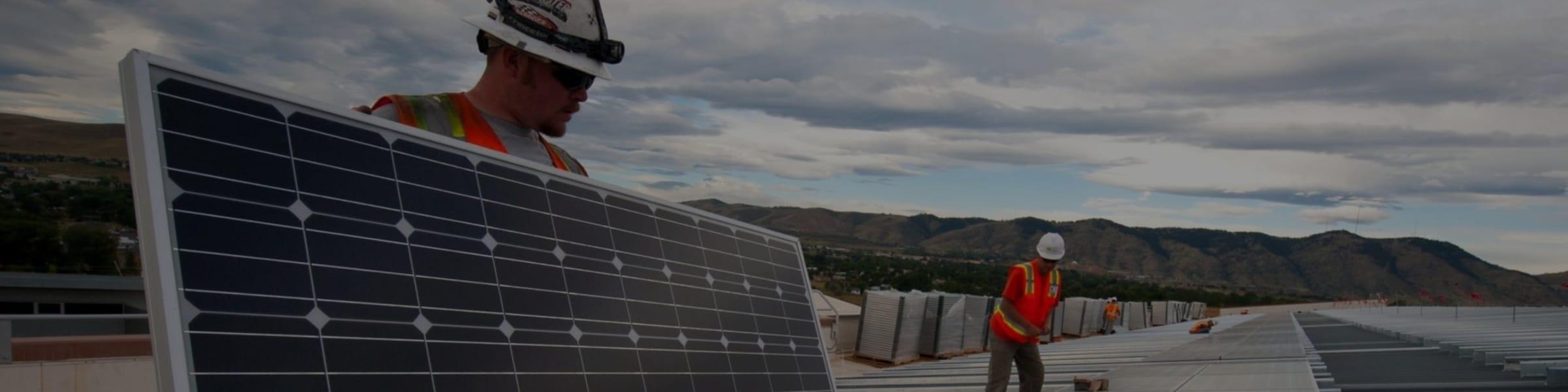 solar panels pros in Johannesburg