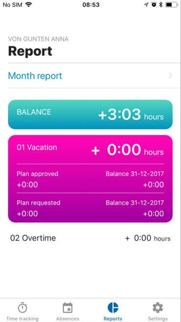 App TimeTool