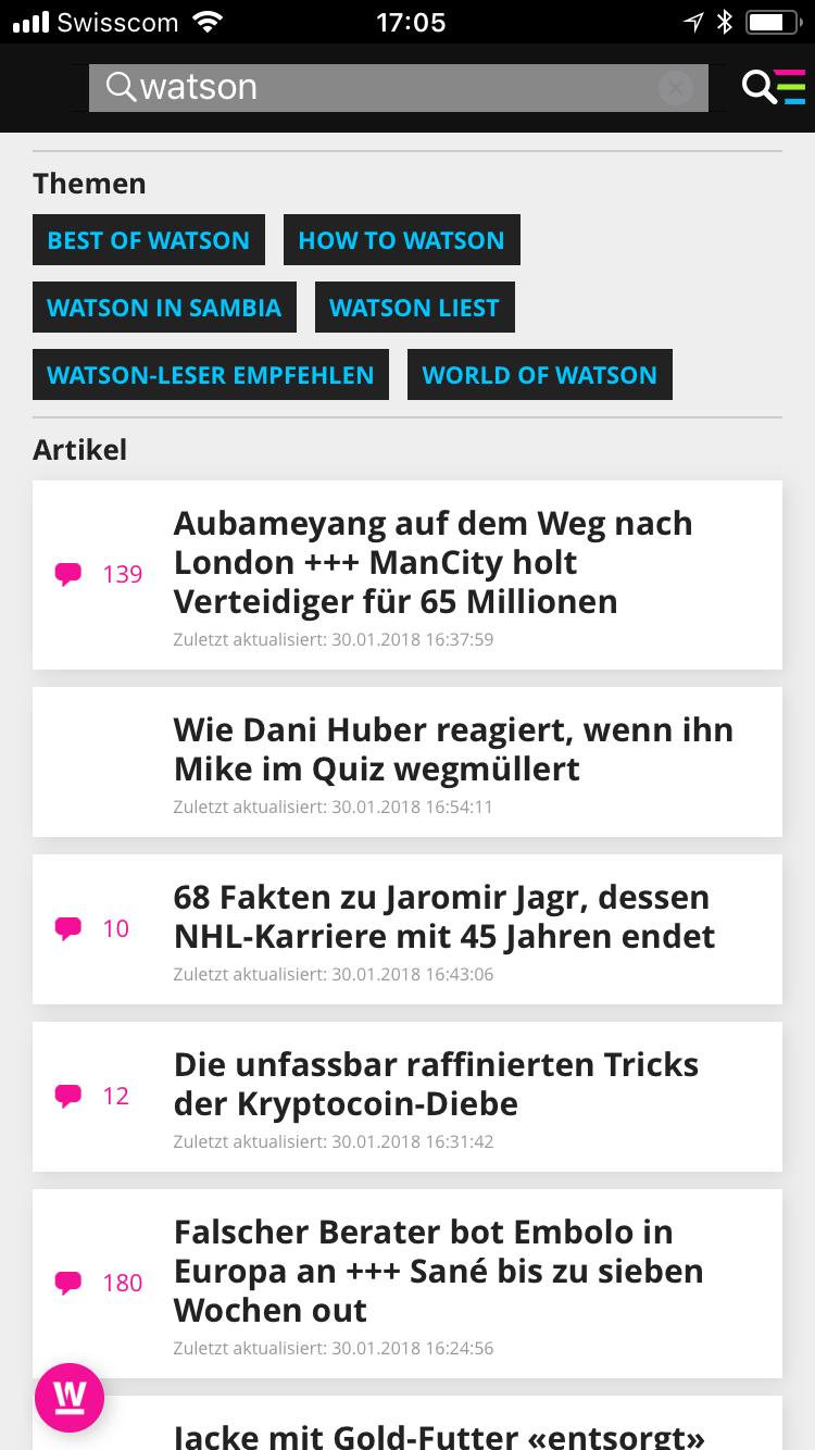 App Watson