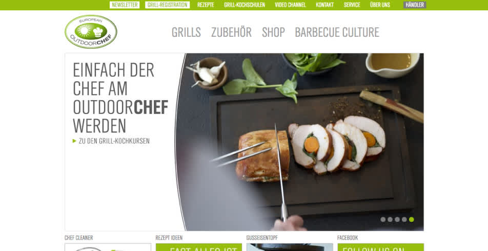 DKB AG OutdoorChef