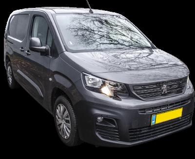 Peugeot Partner PLUS L1V1, BlueHDi 100