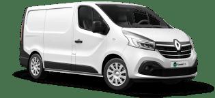 Renault TRAFIC Leasing