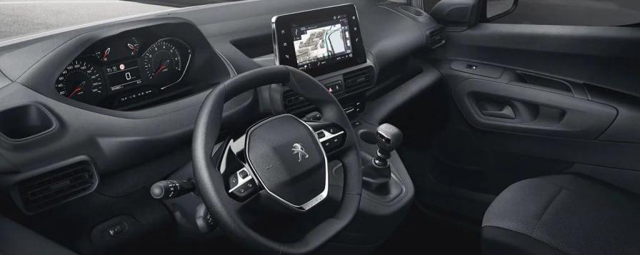 Peugeot-i-cockpit i Partner Plus