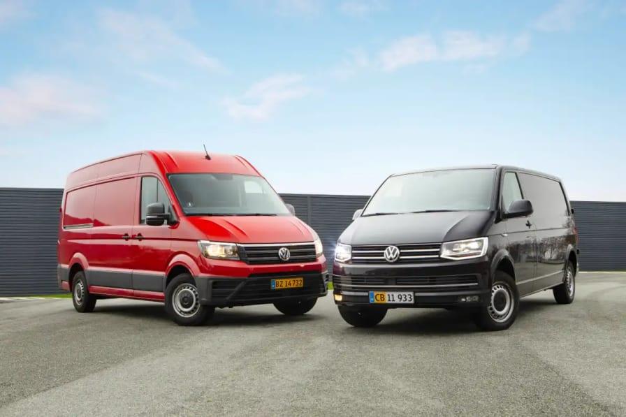 Volkswagen Transporter og Crafter