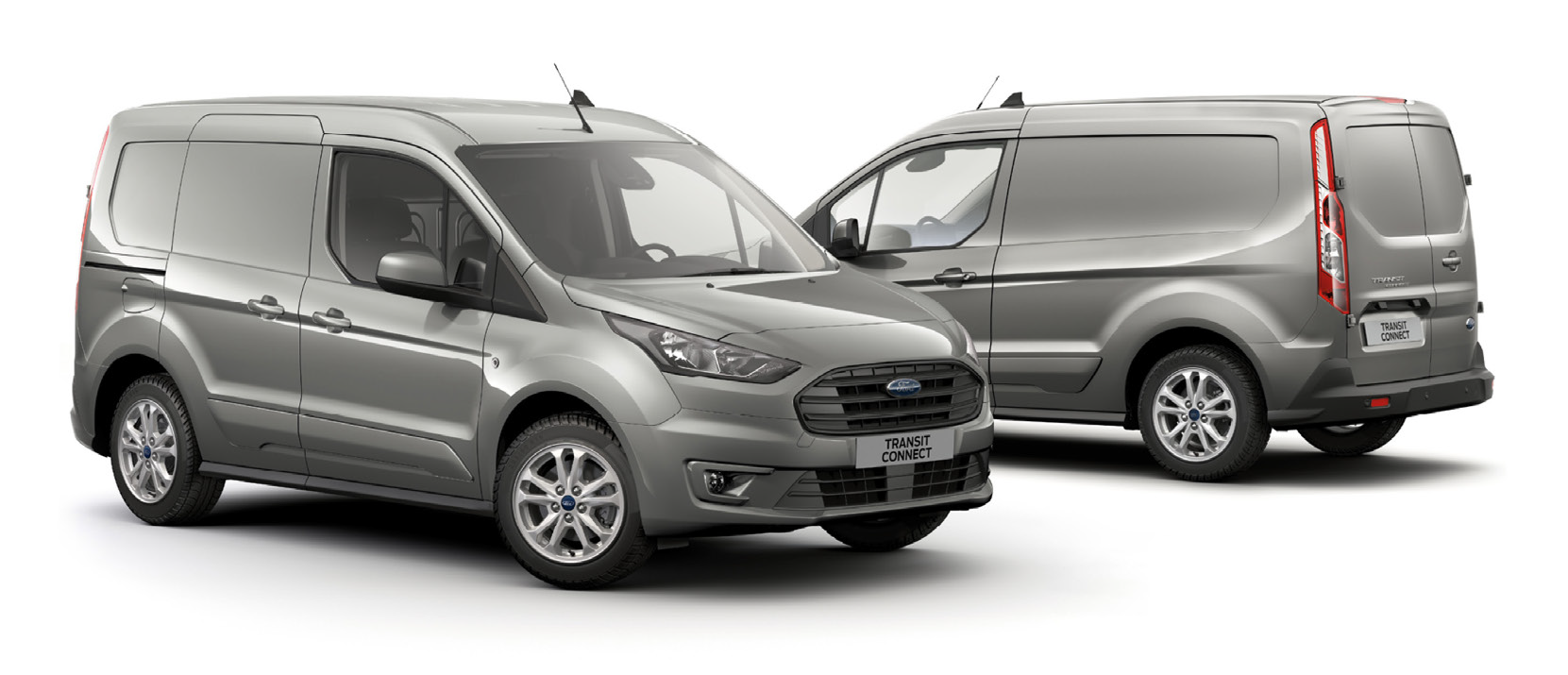 Ford Transit Connect Limited variant