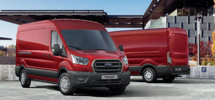 Ford Transit Trend Leasing