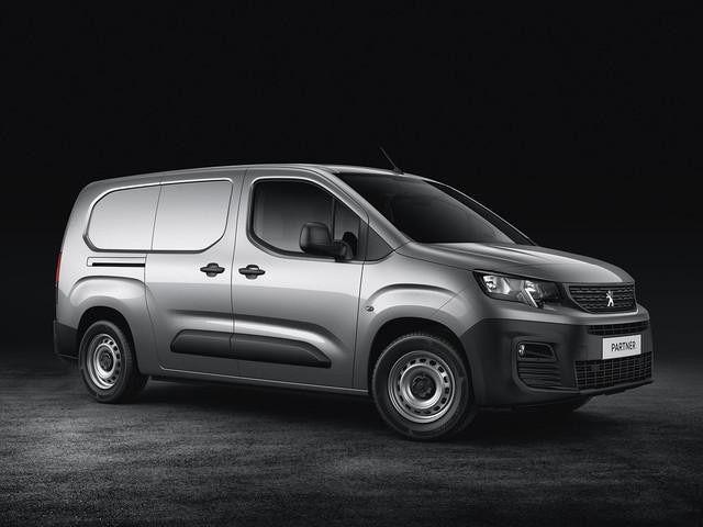 Peugeot partner plus front