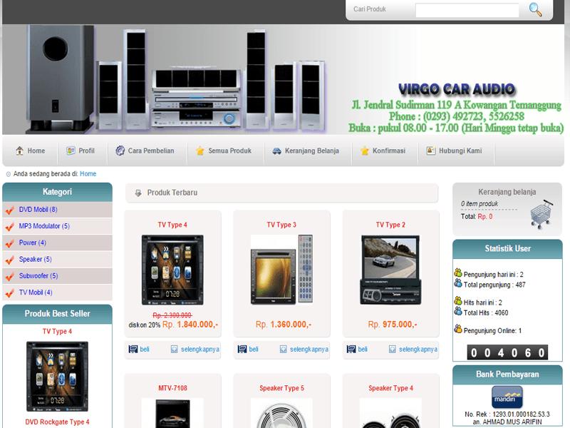 Virgo Car Audio