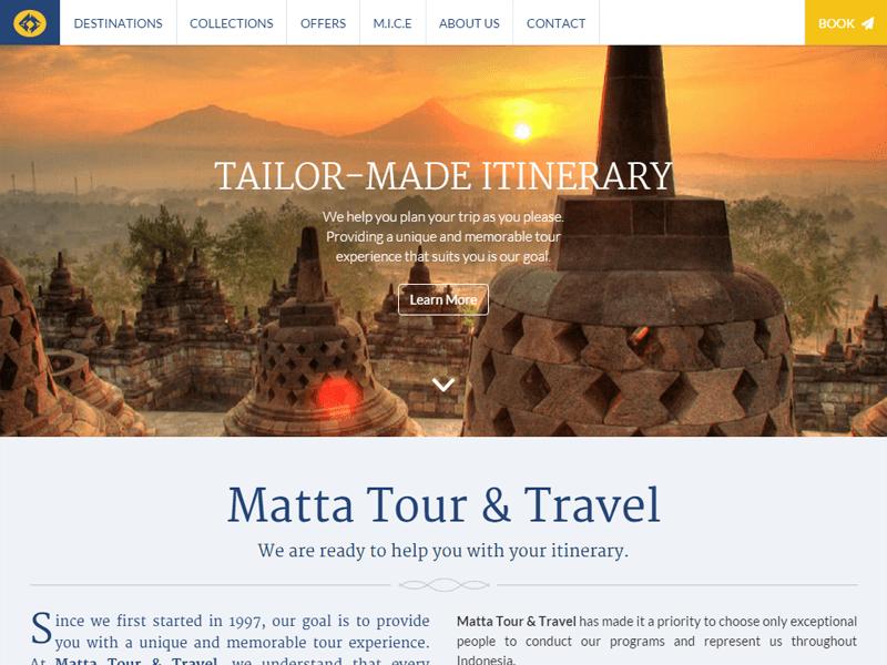 Matta Tour Travel