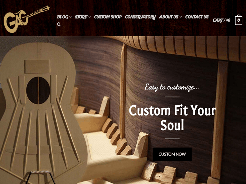 Guitar Art Center