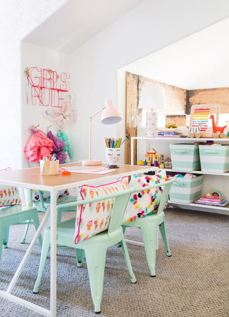 Playroom Makeover Ideas
