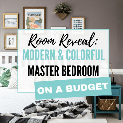 room reveal makover