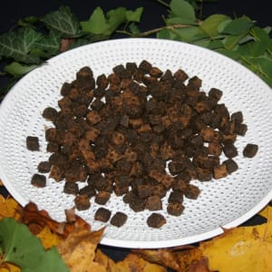 Enten-Fleisch Würfelhappen2
