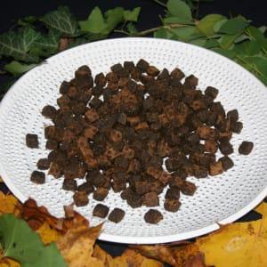 Enten-Fleisch Würfelhappen