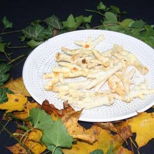 Hühnerkralle weiß gepufft 100% Natur2