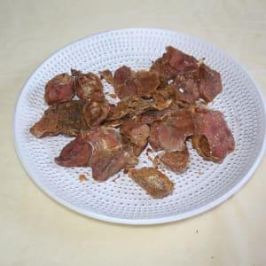 Kälberblase – Kartoffel Chips des Hundes 100% Natur