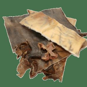 Rinderkopfhautplatten
