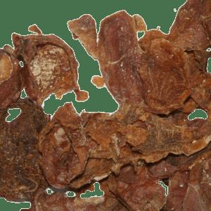 Kälberblase Chips