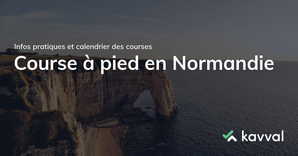 Normandie Course à Pied Calendrier 2022 🏃 Calendrier des courses en Normandie en 2021 : trails, 5km, 10km