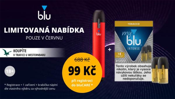 BLU - Limitovaná nabídka