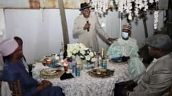 Jonathan in three-day brainstorming session with Gambian political parties in Abuja