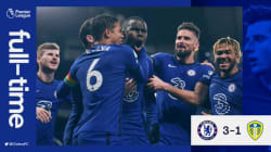 Chelsea vs Leeds United: Giroud makes history after firing Blues to 3-1 win