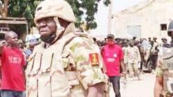 Video: COAS Attahiru tells troops retake Marte from Boko Haram