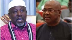 Uzodimma can't rename my varsity: Okorocha blows hot