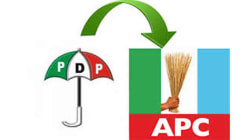  POLITICS Another PDP Rep defects, BoT chair begs aggrieved members