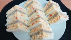 Club Sandwich for Parties