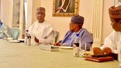 2023: Saraki leads PDP delegates to Minna, meets Babangida