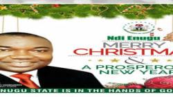 Ugwuanyi prays for God's intervention in Nigeria challenge