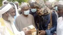 Sheikh Gumi meets kidnappers of Kagara students (Photos)