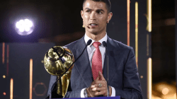 Cristiano Ronaldo named player of the century ahead of Lionel Messi
