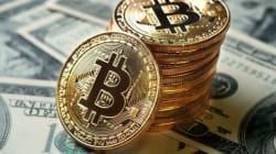 Bitcoin market cap nears $1 trillion