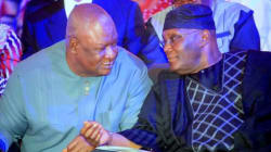 Atiku sends message to former Senate President, Anyim Pius