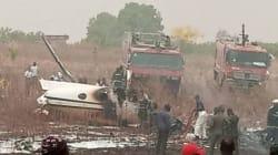 Nigerian Air Force confirms 7 dead in Abuja plane crash