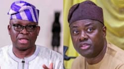 You're a failure: Sen. Agboola lambasts Fayose, hails Makinde