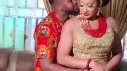PHOTO OF WILLIAMS UCHEMBA'S TRADITIONAL MARRIAGE