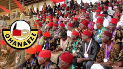 Ohanaeze youths demands removal of Army check point in south east, warns against extortion of motorist.