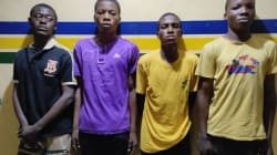 Four Ejigbo boys who allegedly gang-raped girl, arrested by police