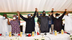 Photo News: PDP south-west caucus meet in Ibadan