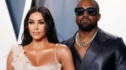 Finally Kim Kardashian files for divorce from Kanye West